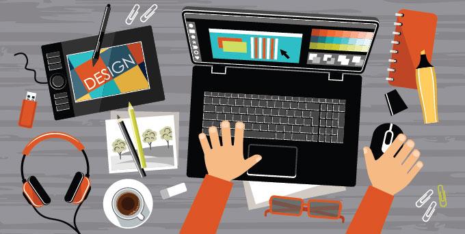 4 Consejos para el diseño de su página web alrededor de su logotipo