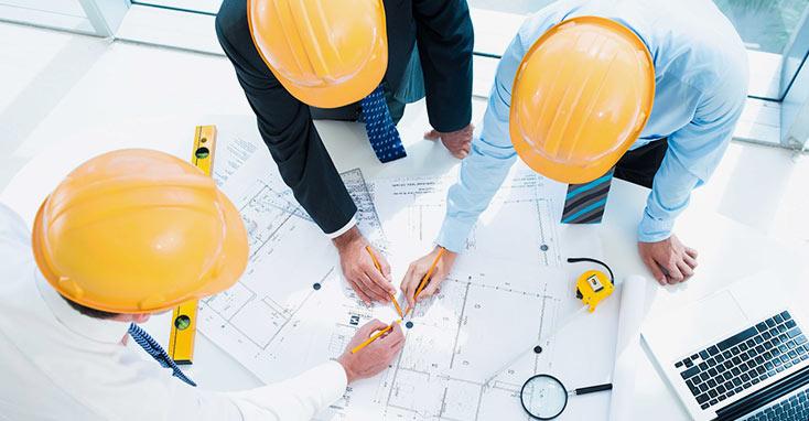 Consejos de diseño web para empresas de construcción